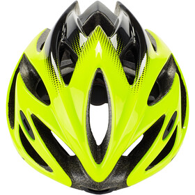 Rudy Project Rush Helmet yellow fluo/black shiny
